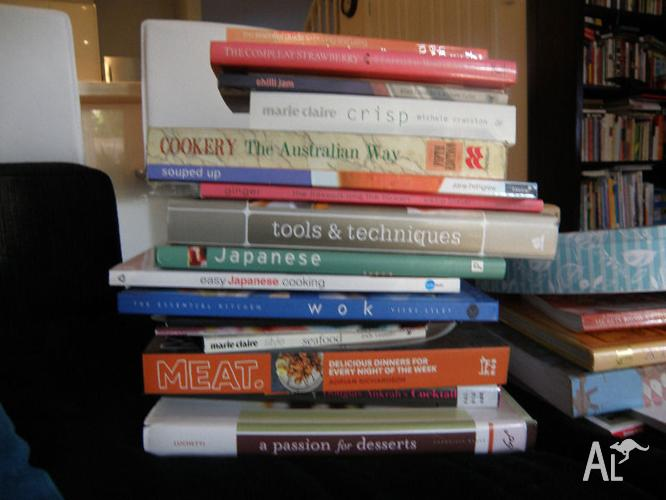Cook Books!