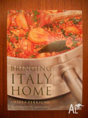 Cooking Books x4