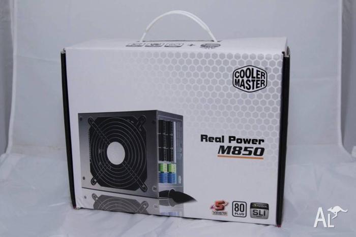 Cooler Master Real Power M850 850W ATX SLI-Ready Power