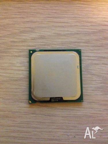 Core 2 duo CPU E8400 2 x 3.0GHz