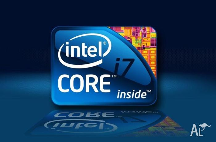 CORE i7 TOWER!!! THE ULTIMATE IN PERFORMANCE FOR JUST