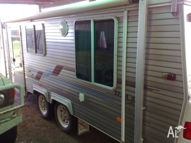 Model Used 2003 Coromal Capri 625 For Sale  Caravan Camping Sales