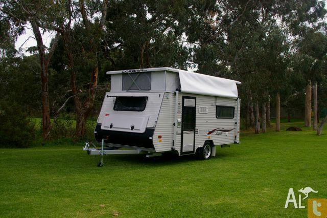 Model 511 Caravan For Sale SA Adelaide Coromal Excell 511 Caravan For Sale