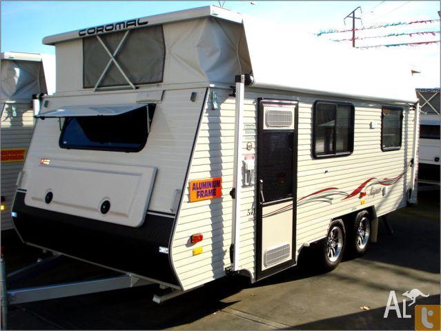 Amazing Coromal Caravans For Sale Camper Trailers Camper Vans  Cannington