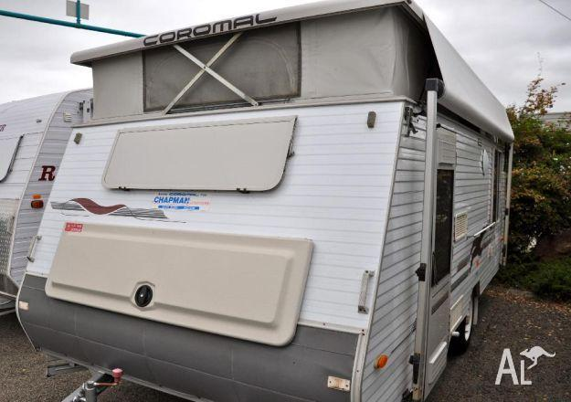 Lastest Coromal Excel 511 2003 Pop Top Caravan For Sale In Nowra NSW  Coromal