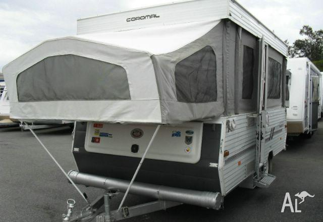 Awesome CAMPER TRAILER CLIP ON 6X4Ft CAMPER