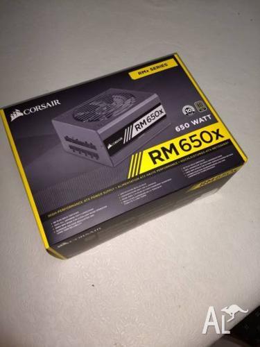 Corsair RM650X PSU Power Supply