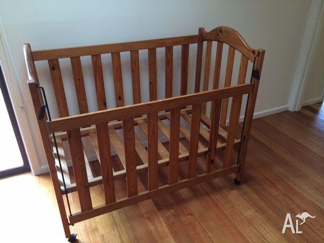 Cot Cabin Crib No 10 Settler For Sale In Eltham