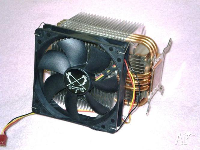 CPU COOLER: Scythe Ninja Shuriken Cross for LGA775 etc