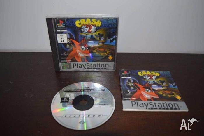 Crash Bandicoot 2: Cortex Strikes Back - WILL POST!!!