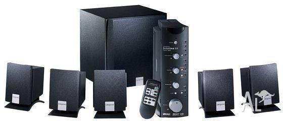 Creative Inspire 5.1 DTS Dolby Pro Logic Speakers