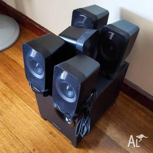 Creative Inspire T6160 5.1 Surround Speakers