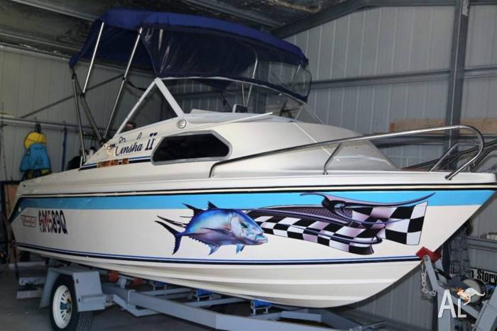 CRUISE CRAFT SPIRIT 470XL BOAT