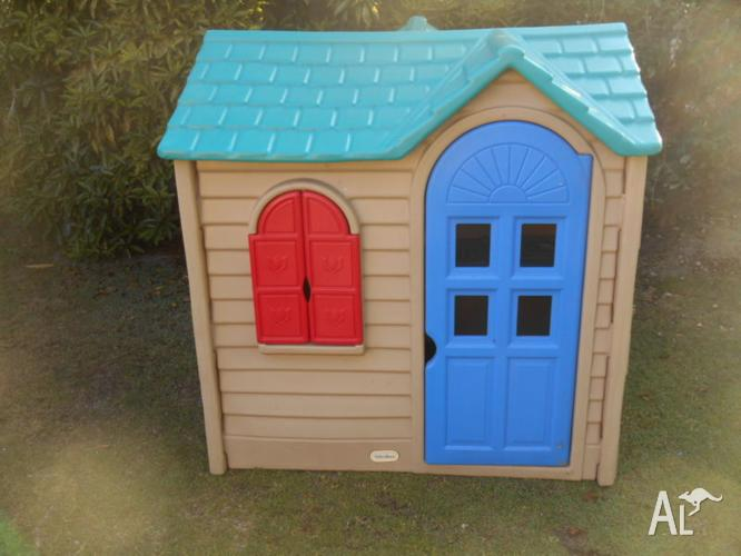 CUBBY HOUSE - LITTLE TIKES