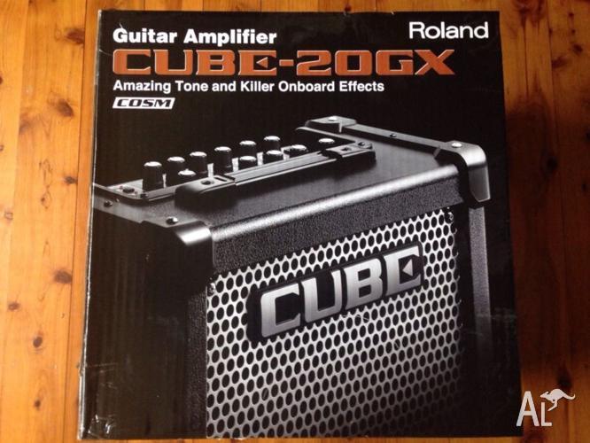 Cube-20GX Guitar Amp