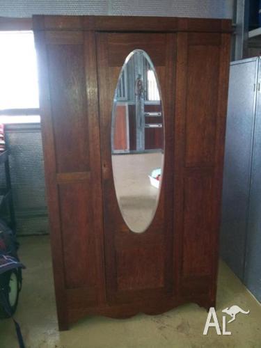 Cupboard - Tasmanian Oak