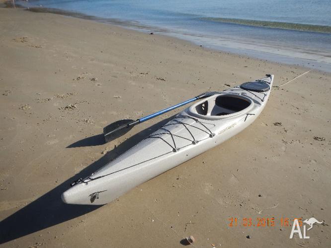 Current Designs Kestrel 120 Recreation Kayak