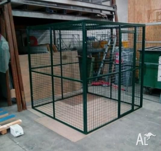 Custom Made Dog enclosure.dog run.dog pen--- sale!