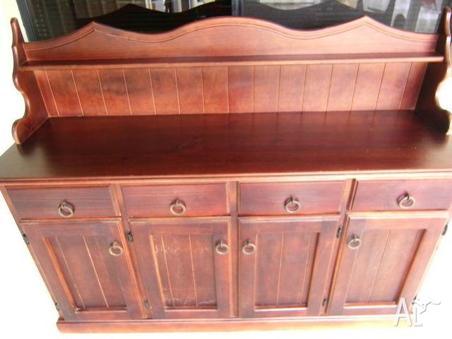 Custom made mahogany chiffonier sideboard for sale in for Oriental furniture brisbane