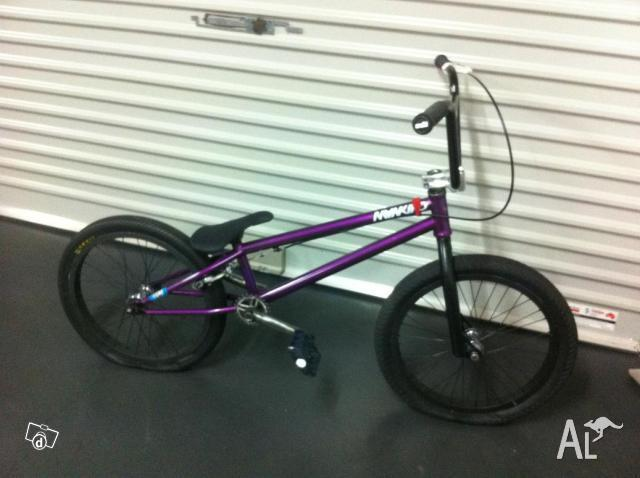 Custom Mankind Bmx laced with Profile Hubs for Sale in