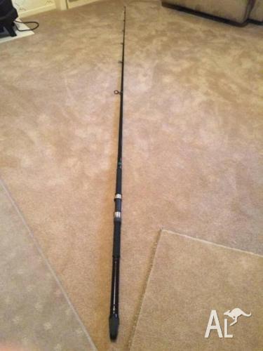 Custom Surf Fishing Rod