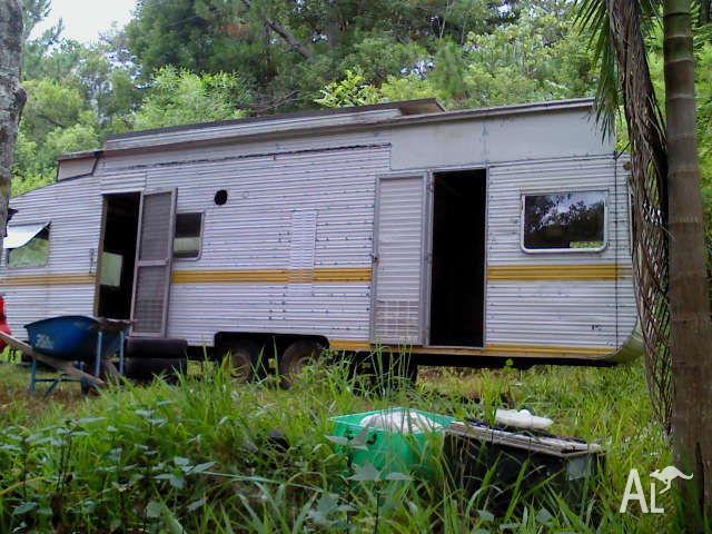 Creative Vintage Bondwood Caravan For Sale In BOAT HARBOUR New South Wales