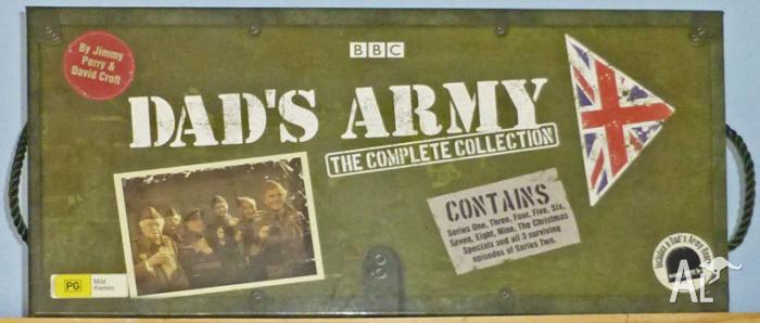 BARGAIN: Dad's Army - Complete DVD collection