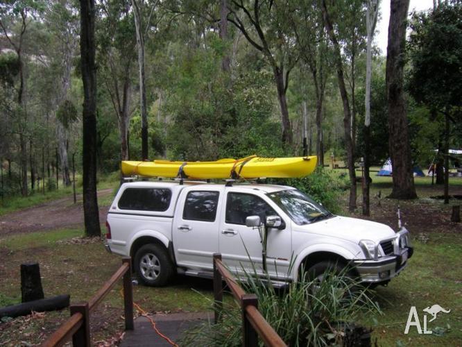 Dagger Drifter Kayak (Double Seat)