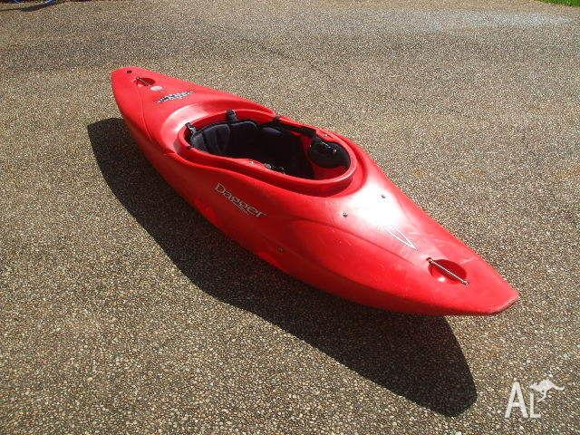 Whitewater Kayaks For Sale >> Dagger Gt 7 8 Whitewater Kayak For Sale In Mount Pleasant