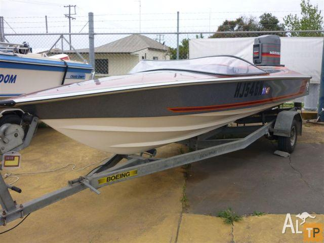 Dancraft 472 Ski Boat For Sale In Marmong Point New South