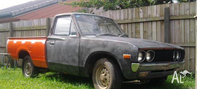 Datsun 620 1500 bullet-side  1974