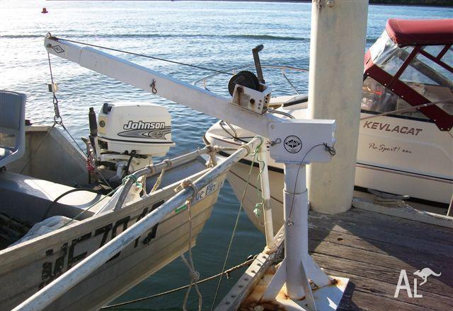 seawise manual davit system for sale