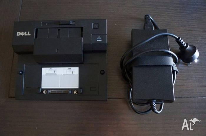 Dell E-Port Docking Station / Port Replicator Kit With