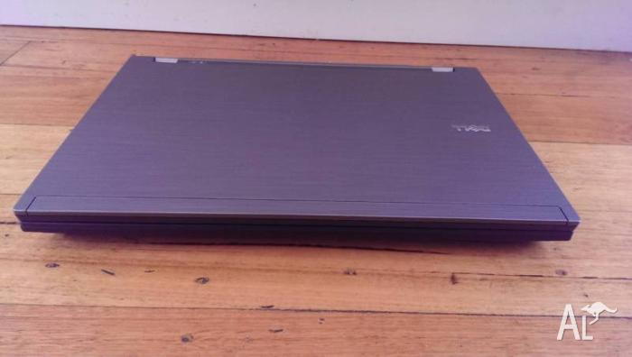 Dell Latitude i5 4 GB RAM 240GB HDD with Office 2007