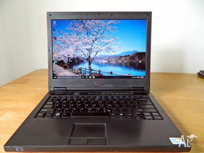 Dell Vostro 1320 NVIDIA Card Windows 10 Laptop