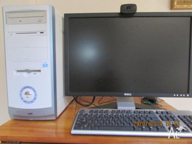 Desktop Computer Pentium (R) 4