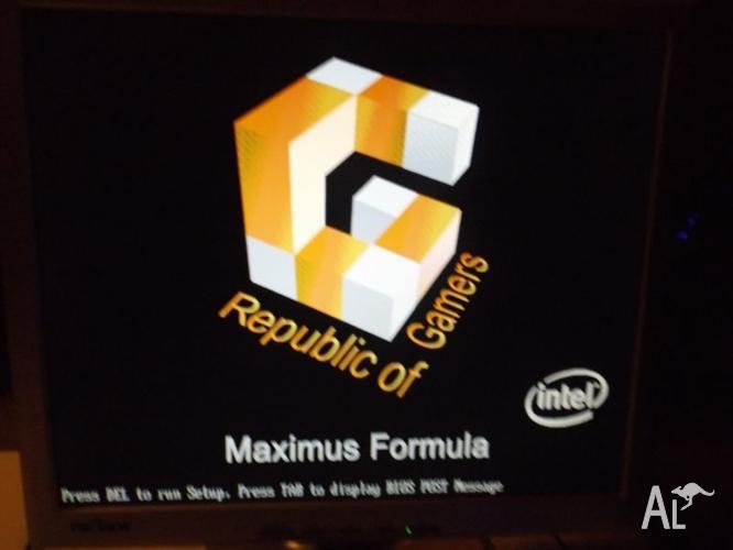 Desktop PC Intel Core2 Quad Processor Q9400 @2.66 Ghz