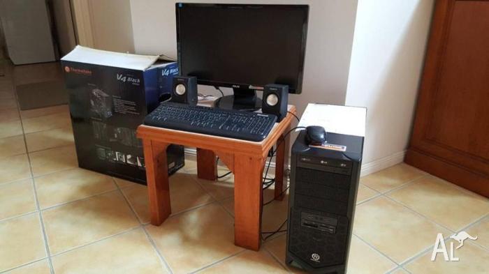 Desktop System i5, 3.2GHz, 8GB RAM, 1Tb HD, 21.5