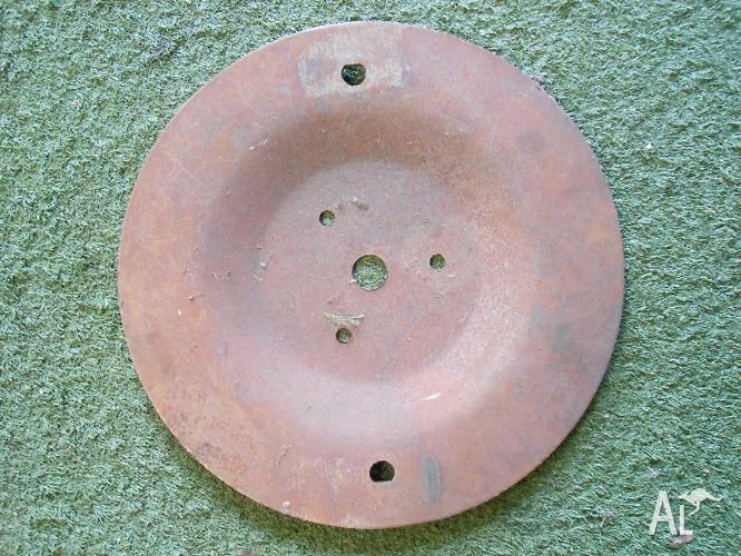 Deutcher slasher cutting disc