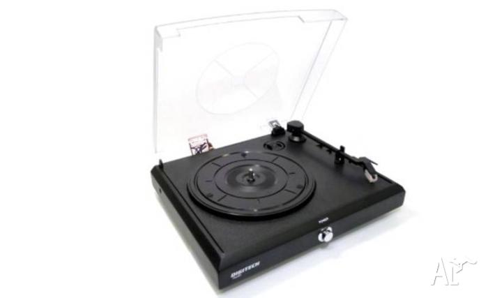 NEW DRIVER: DIGITECH USB TURNTABLE