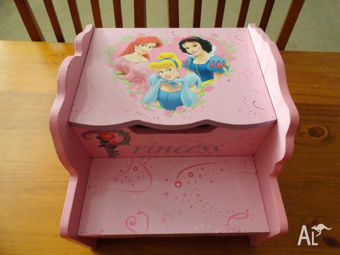Disney Princess Step Stool For Sale In Alison New South