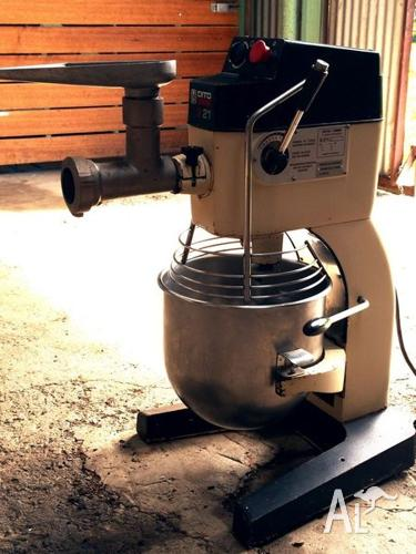 Dito Sama industrial bread mixer / mincer - 21L