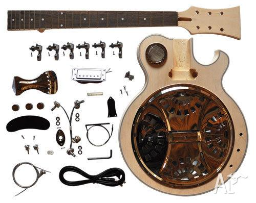 diy guitar kit resonator for sale in bald knob queensland classified. Black Bedroom Furniture Sets. Home Design Ideas