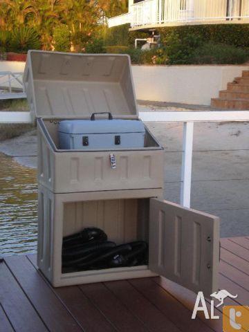 Dock Box BDM - A1
