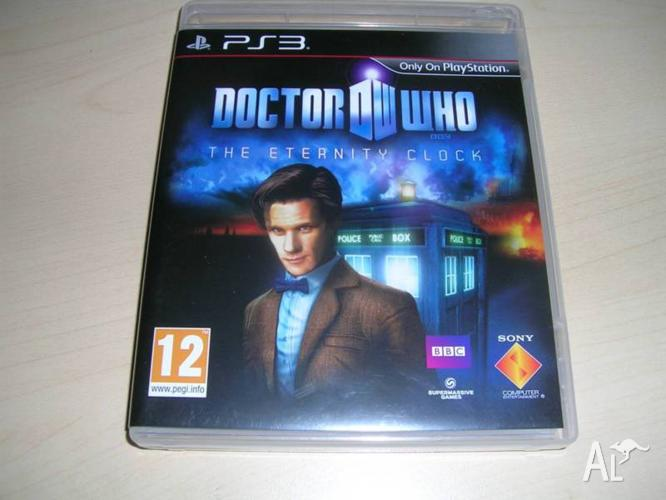 DOCTOR WHO.