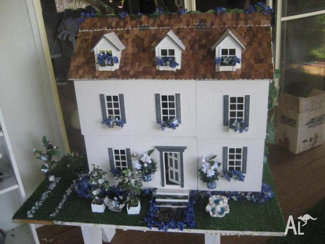 Dolls House Hand Made.