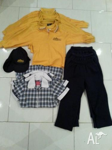 Doncaster Primary School Uniform - Size 4 -