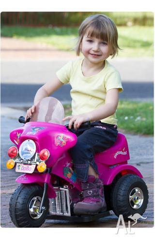 DORA EXPLORER Electric Ride-On Trike~Three-wheeler