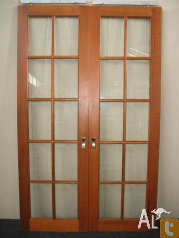 Double External Door Sets