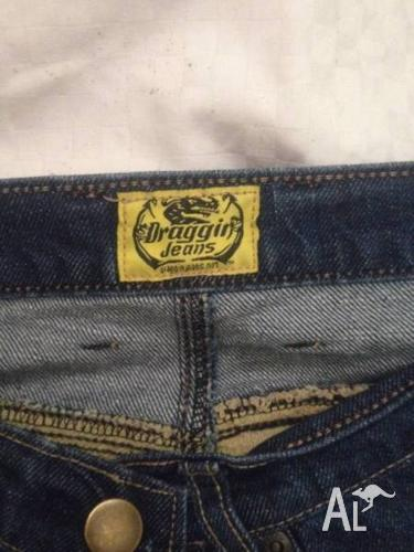 Draggin jeans mens size 30